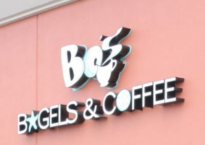 Bo's Bagels & Coffee